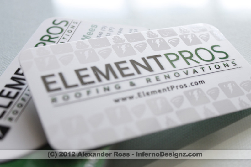Element Pros Card Samples 1