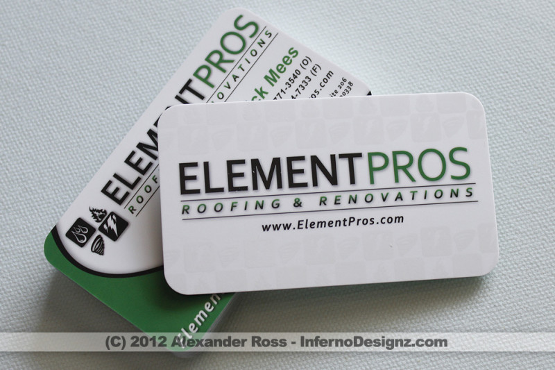 Element Pros Card Samples 2