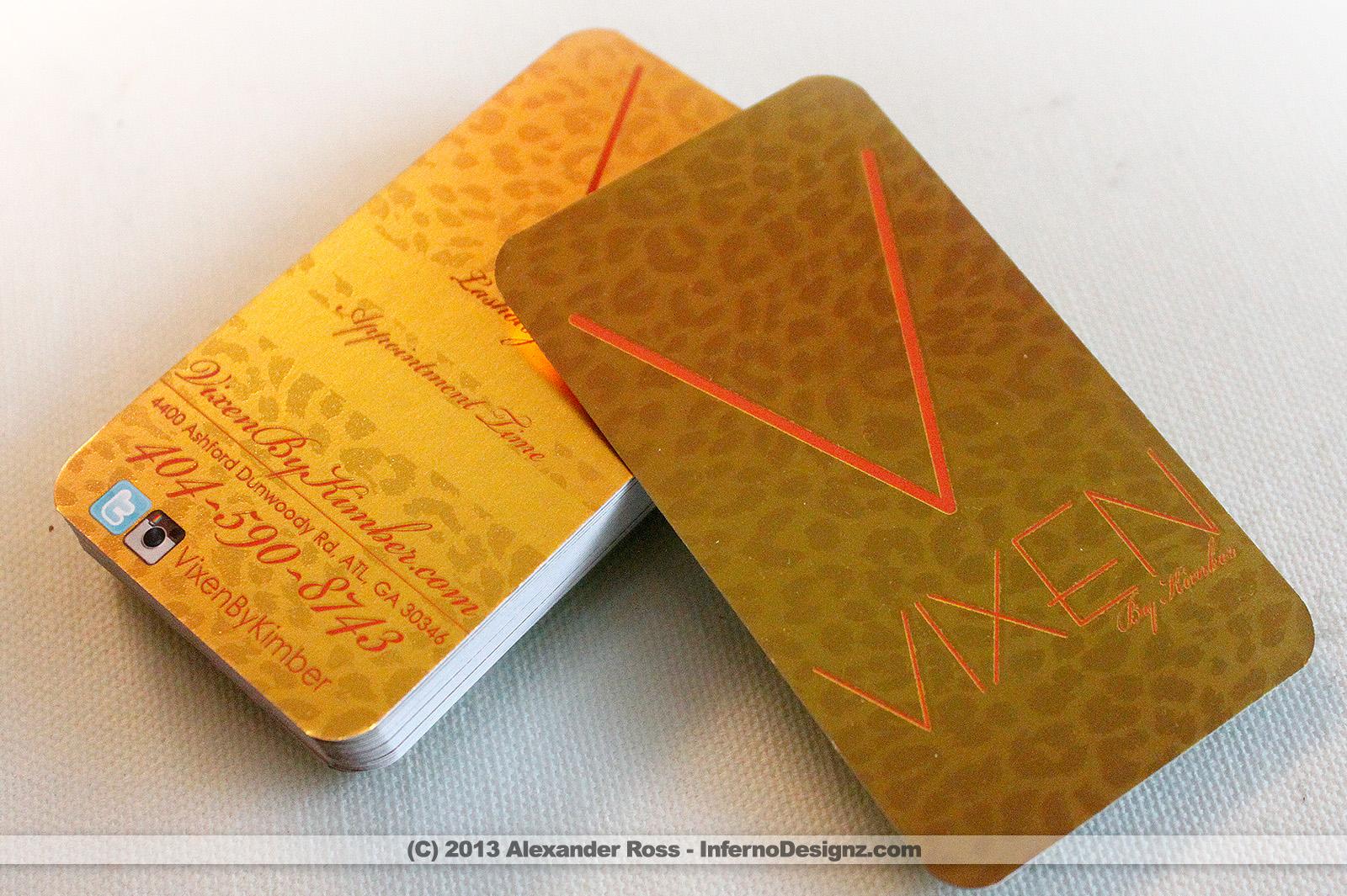Vixen Cards 1