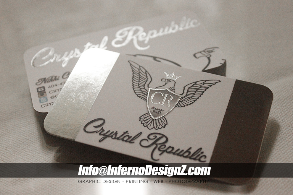 Crystal Republic Cards 1